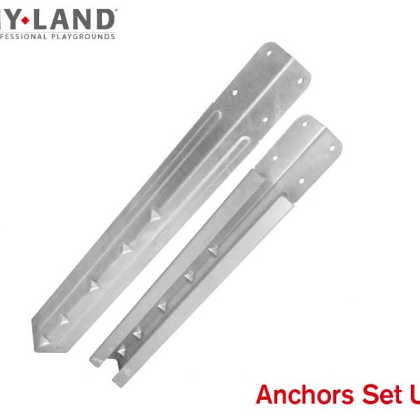 Adventure Zone Toys Hy-Land Commercial Anchor Set