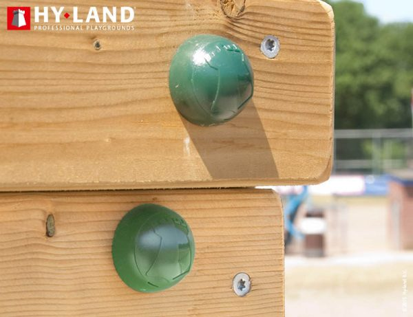 Adventure Zone Toys Hy-Land Commercial Bolt Caps