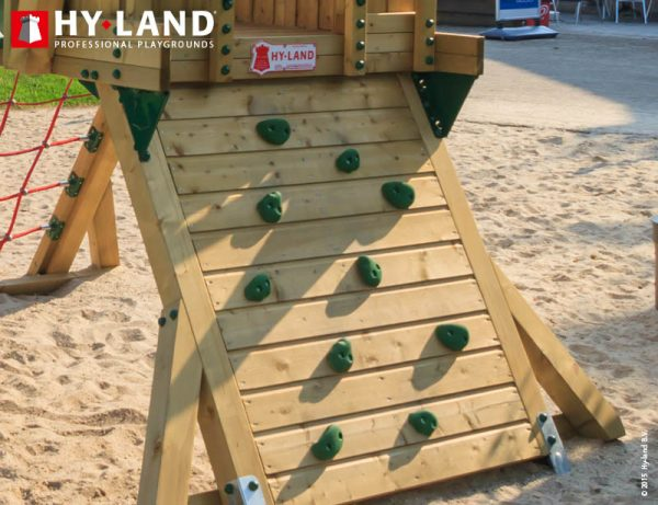 Adventure Zone Toys Hy-Land Commercial Q Rock Wall