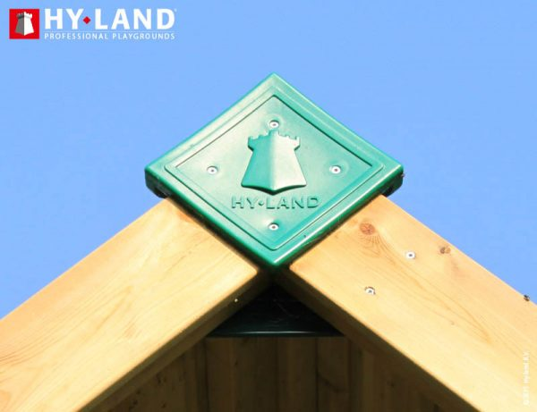 Adventure Zone Toys Hy-Land Commercial Roof