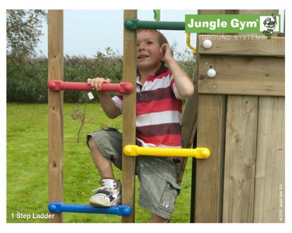 Adventure Zone Toys Jungle Gym 1 Step Module