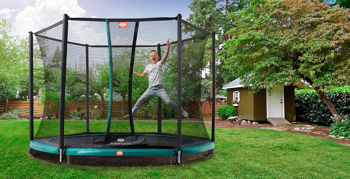 Adventure Zone Toys BERG InGround Talent Trampoline