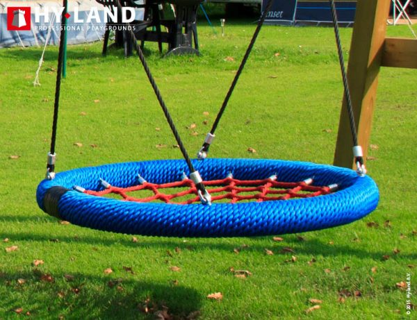 Adventure Zone Toys Hy-Land Commercial Nest Swing