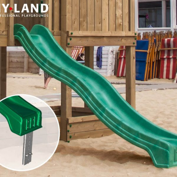 Adventure Zone Toys Hy-Land Commercial Green Slide