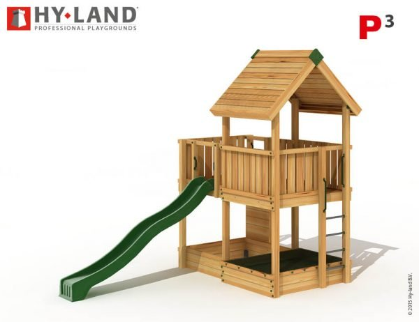 Adventure Zone Toys Hy-Land Commercial Project P3