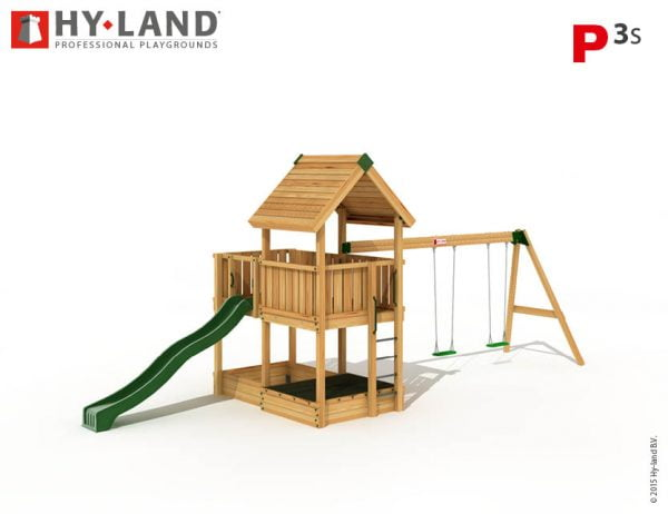 Adventure Zone Toys Hy-Land Commercial Project P3s