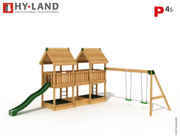 Adventure Zone Toys Hy-Land Commercial Project P4s