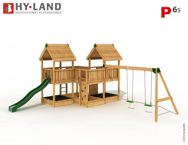 Adventure Zone Toys Hy-Land Commercial Project P6s