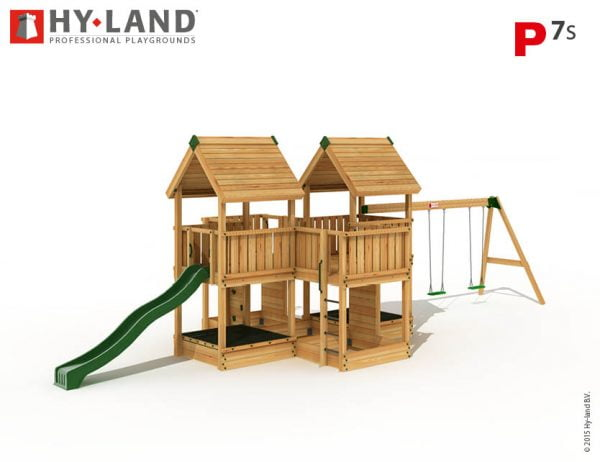 Adventure Zone Toys Hy-Land Commercial Project P7s