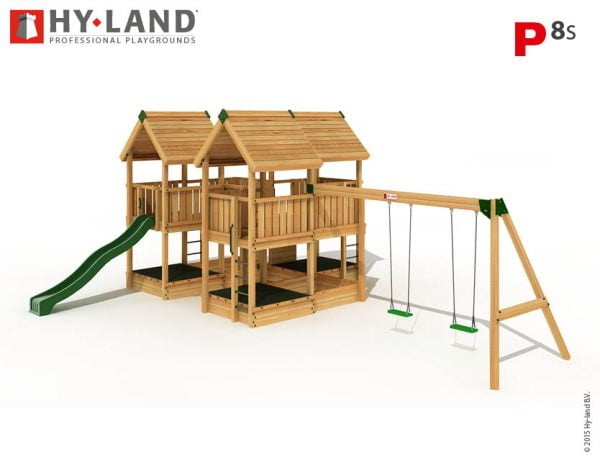 Adventure Zone Toys Hy-Land Commercial Project P8s