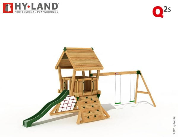 Adventure Zone Toys Hy-Land Commercial Project Q2s