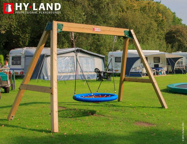 Adventure Zone Toys Hy-Land Commercial Nest Swing Set