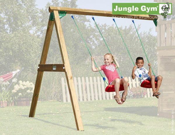 Adventure Zone Toys Jungle Gym Swing Module Xtra