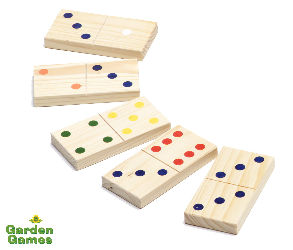 Adventure Zone Toys Garden Games Giant Dominoes