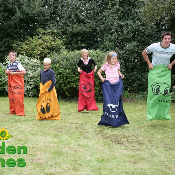 Adventure Zone Toys Garden Games Sack Race