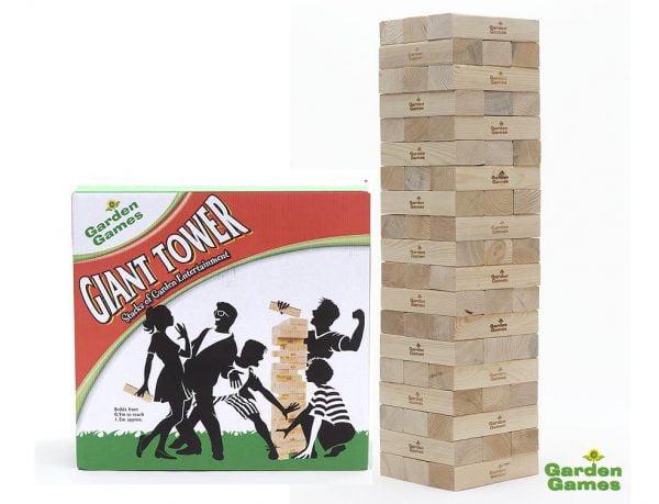 Adventure Zone Toys Garden Games Giant Tower