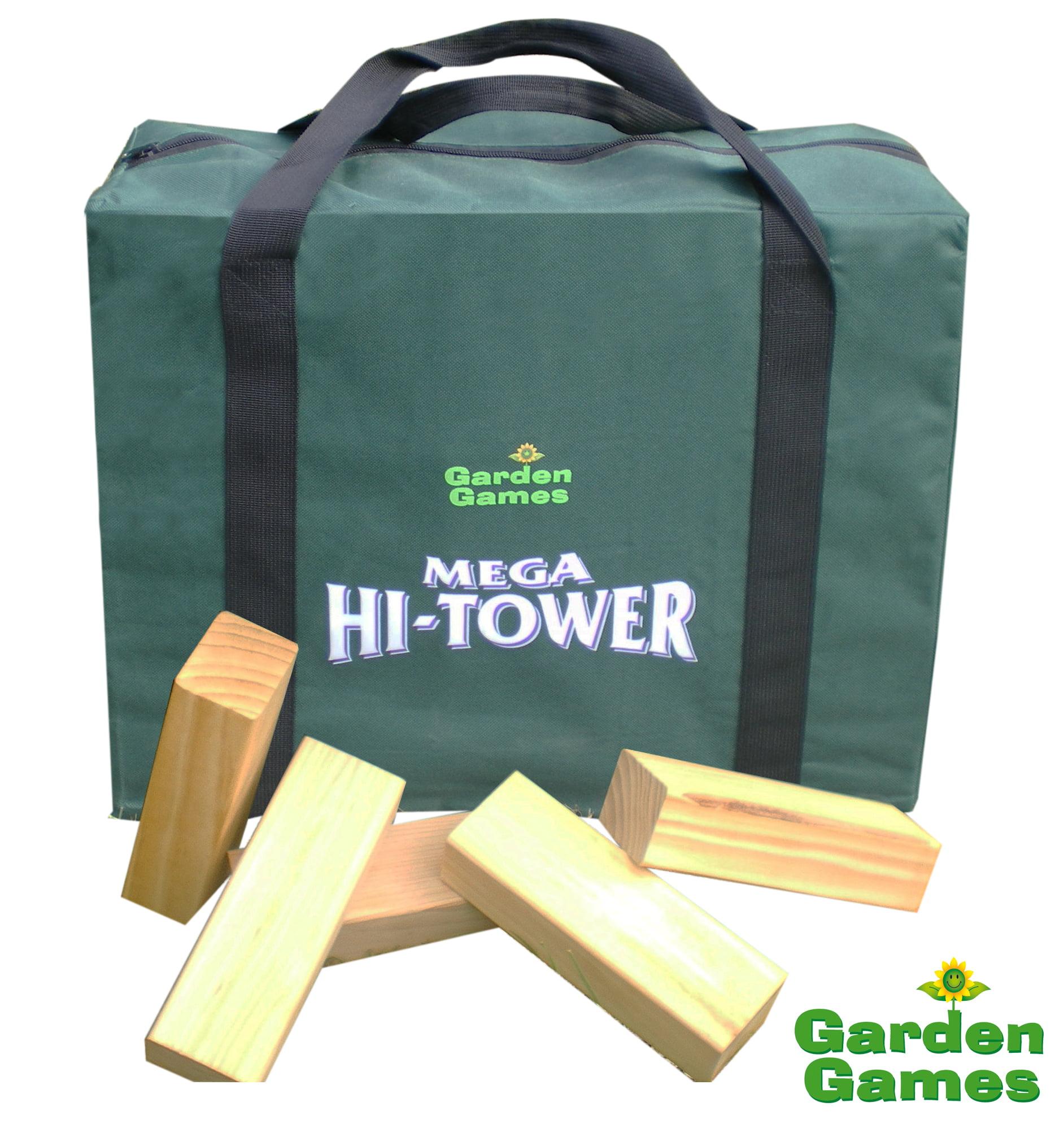 Adventure Zone Toys Garden Games Mega Hi Tower