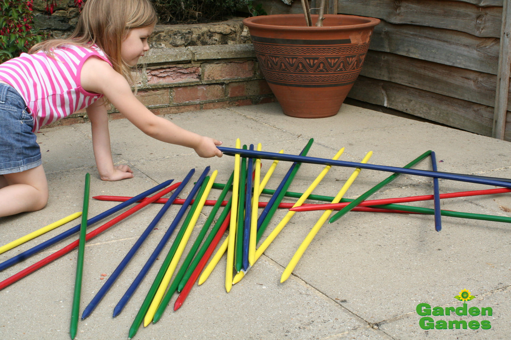 Adventure Zone Toys Garden Games Giant Pick Up Sticks