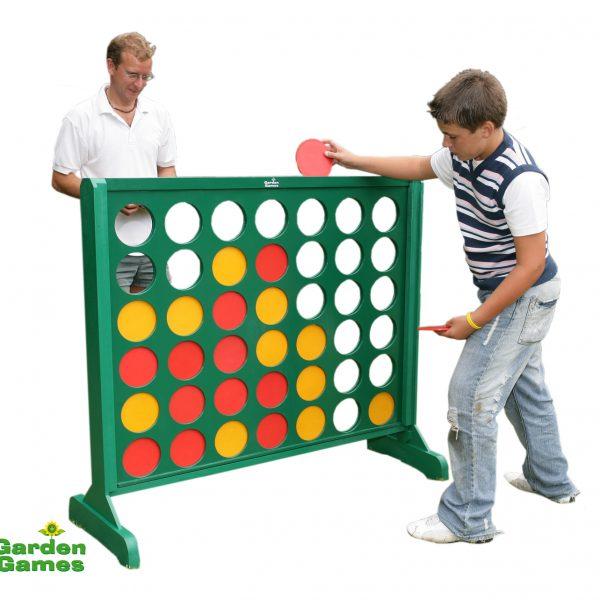 Adventure Zone Toys Garden Games Big 4