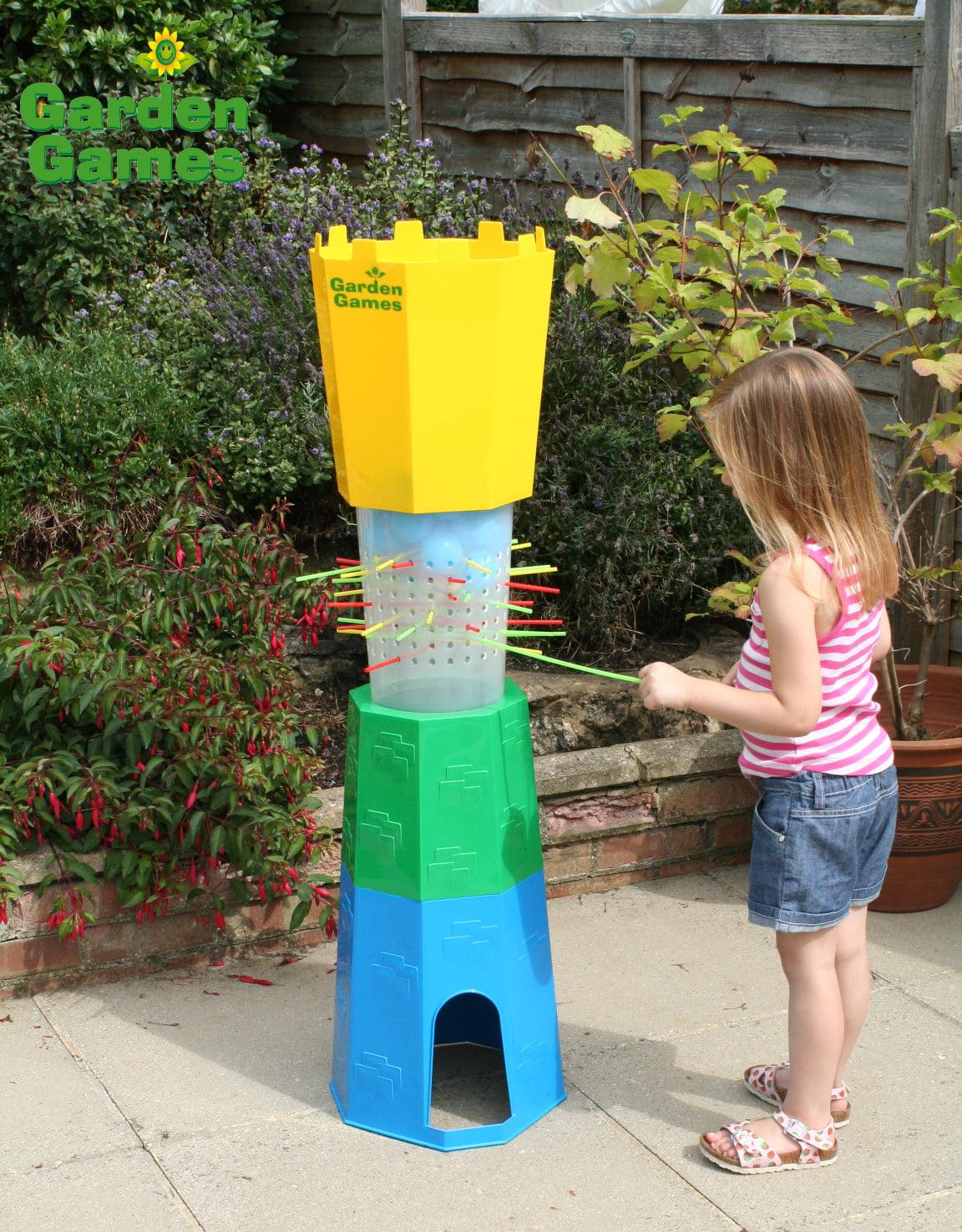 Adventure Zone Toys Garden Games Cannonball Drop