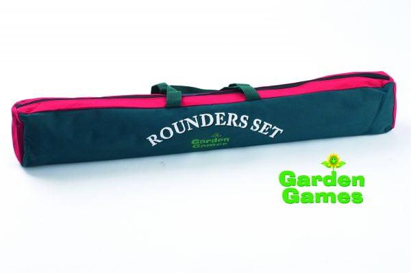 Adventure Zone Toys Garden Games Rounders Set