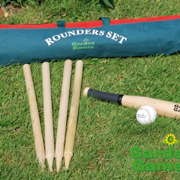 Adventure Zone Toys Garden Games Rounders Set