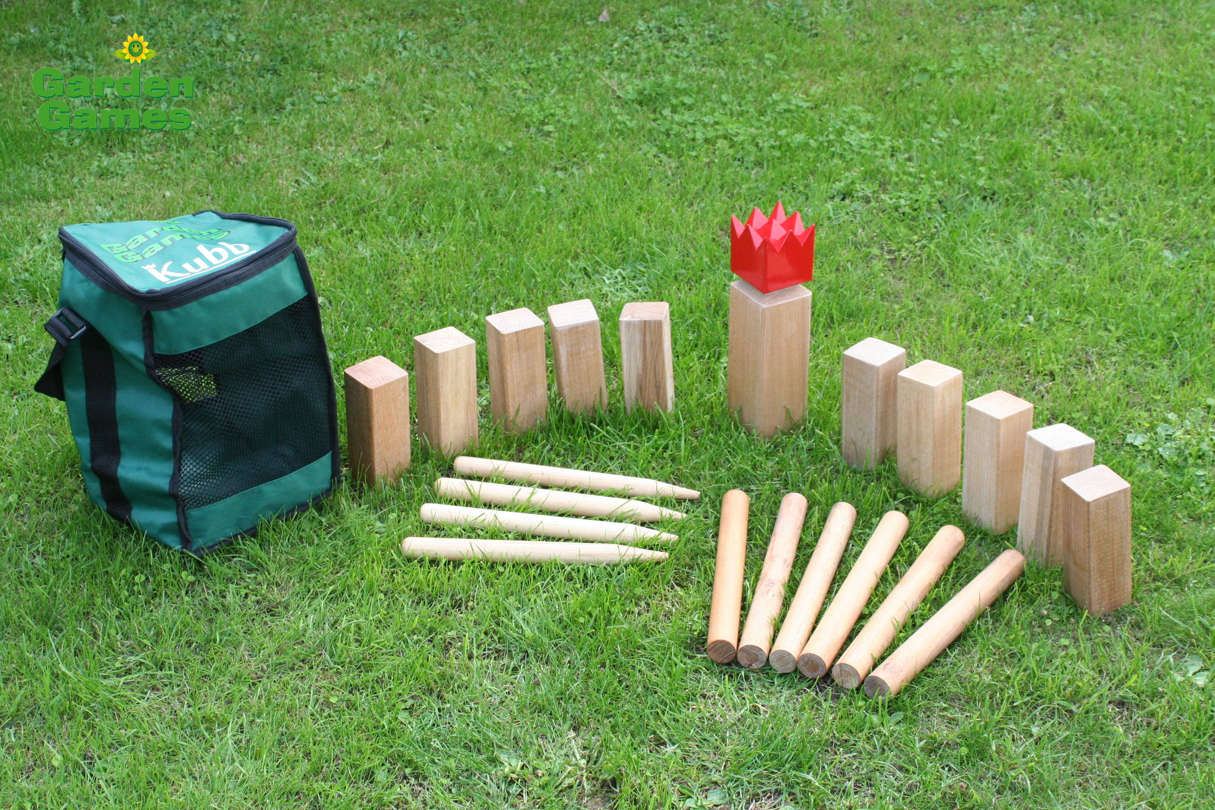 Adventure Zone Toys Garden Games Kubb