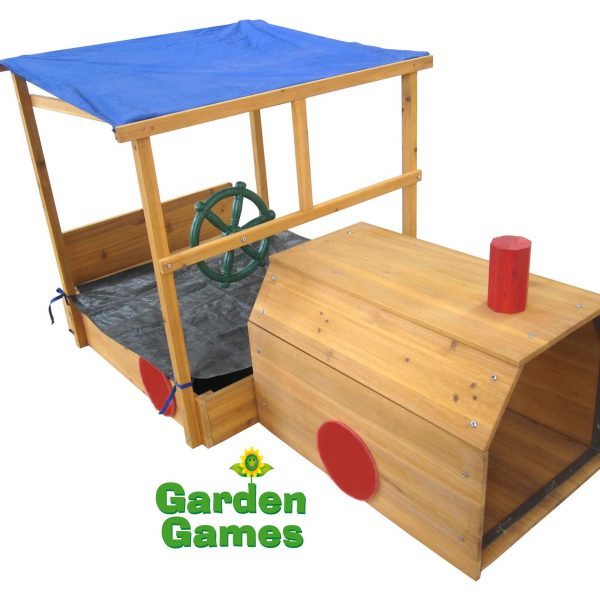 Adventure Zone Toys Garden Games Choo Choo Train Sandpit