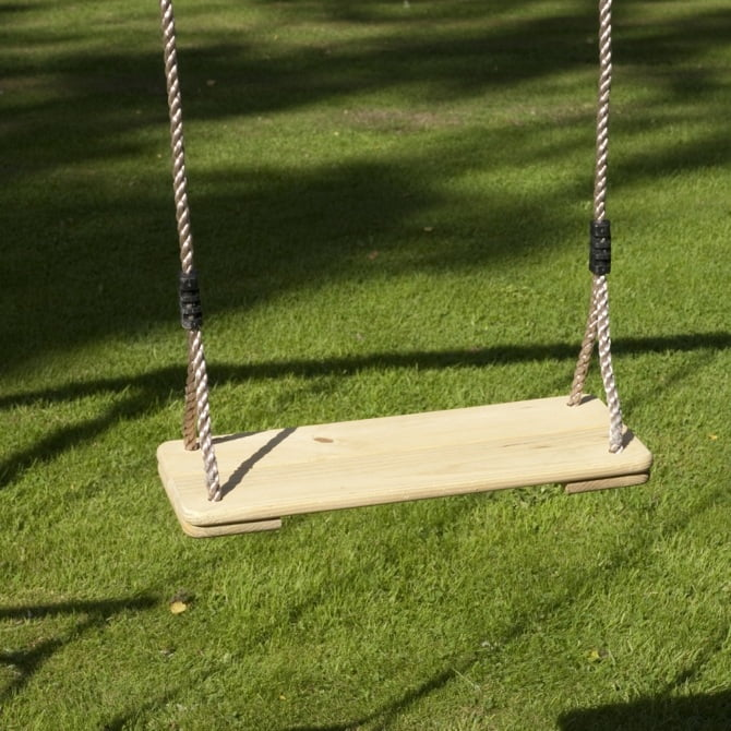 Adventure Zone Toys TP Wooden Swing Seat