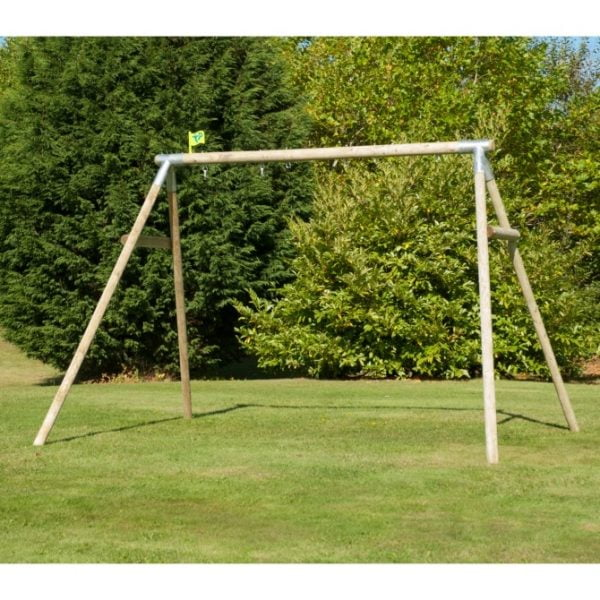 Adventure Zone Toys TP Knightswood Triple Swing Frame