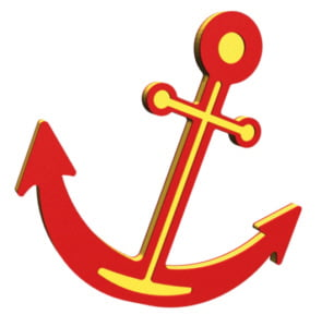Adventure Zone Toys Home Front Anchor
