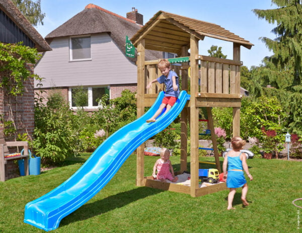 Jungle Cottage playhouse