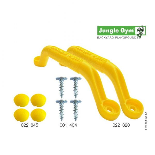 Adventure Zone Toys Jungle Gym Handgrips