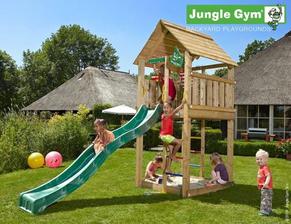 Adventure Zone Toys Jungle Gym Cabin