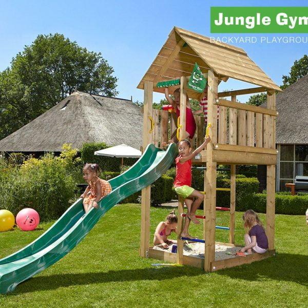 Adventure Zone Toys Jungle Gym Cabin