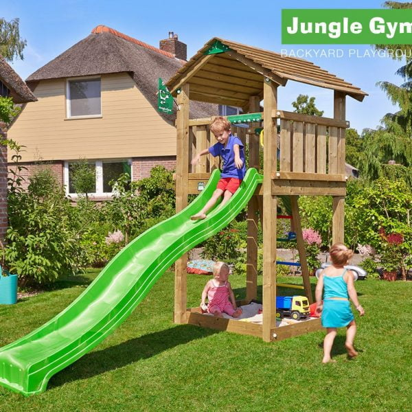 Adventure Zone Toys Jungle Gym Cottage