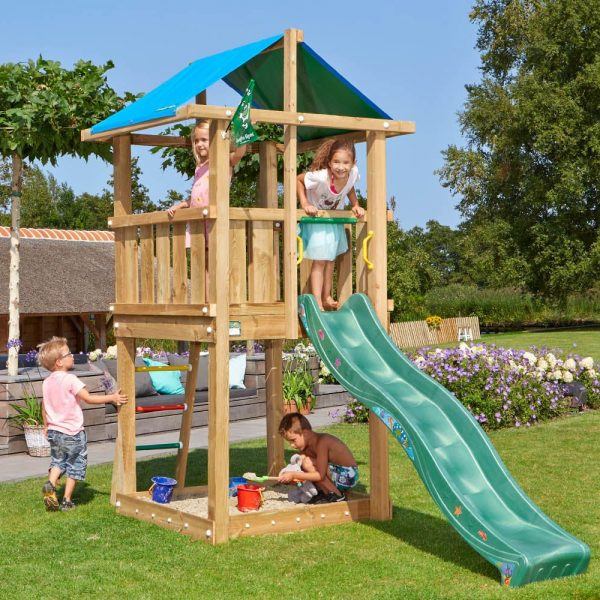 Adventure Zone Toys Jungle Gym Hut