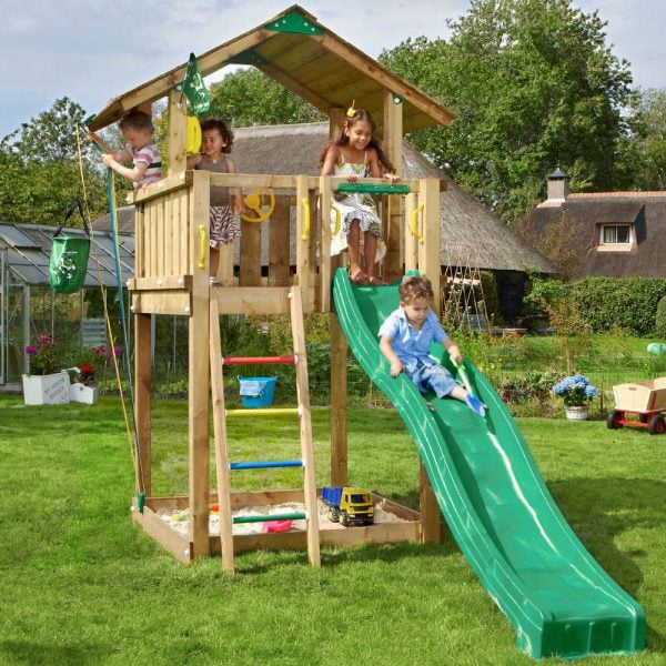Adventure Zone Toys Jungle Gym Chalet