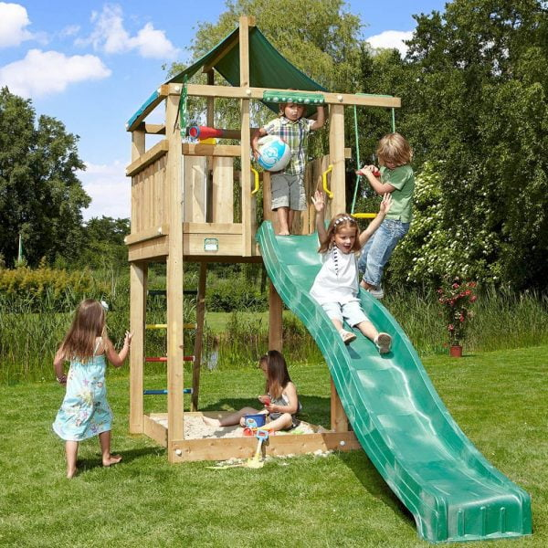 Adventure Zone Toys Jungle Gym Lodge