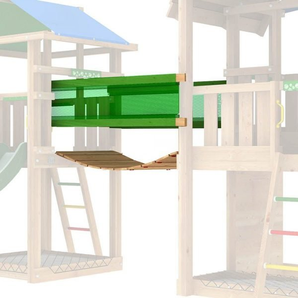 Adventure Zone Toys Jungle Gym Bridge Link