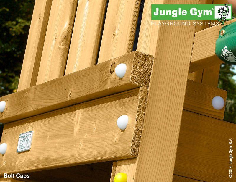 Adventure Zone Toys Jungle Gym Bolt Caps