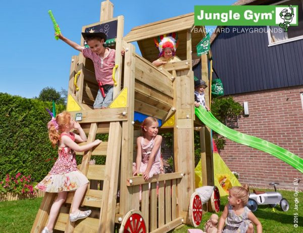 Adventure Zone Toys Jungle Gym Train Module