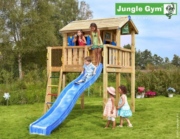 Adventure Zone Toys Jungle Gym Jungle Playhouse XL