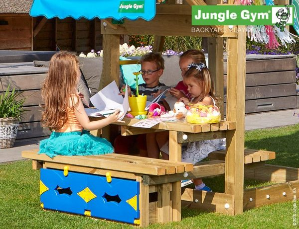 Adventure Zone Toys Jungle Gym Mini Picnic Module