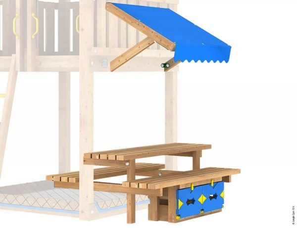 Adventure Zone Toys Jungle Gym Mini Picnic 160 Module