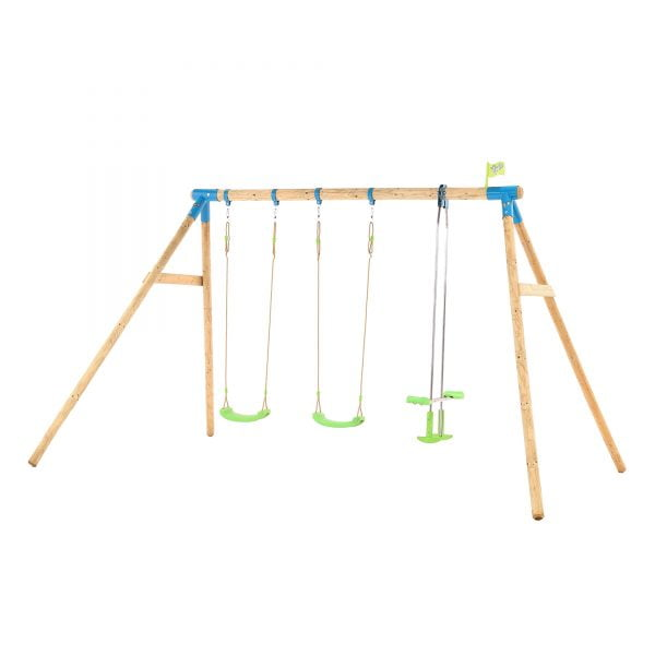 Adventure Zone Toys TP Woburn Swing Set