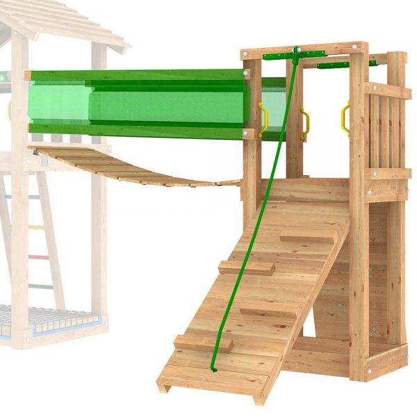 Adventure Zone Toys Jungle Gym Bridge Module