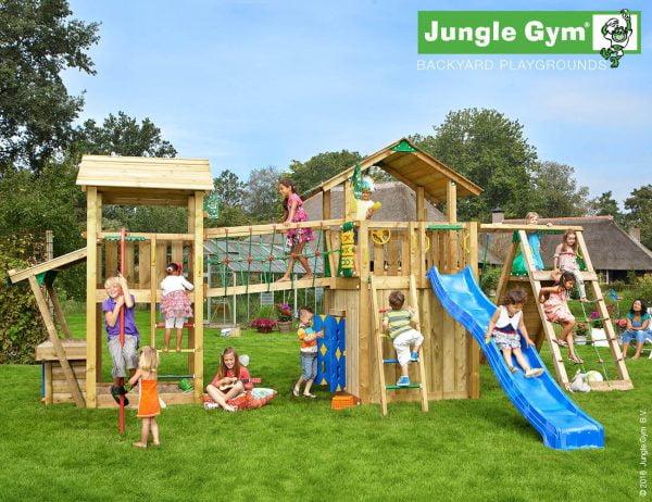 Adventure Zone Toys Jungle Gym Playparadise 4