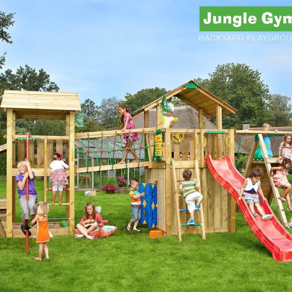 Adventure Zone Toys Jungle Gym Playparadise 4