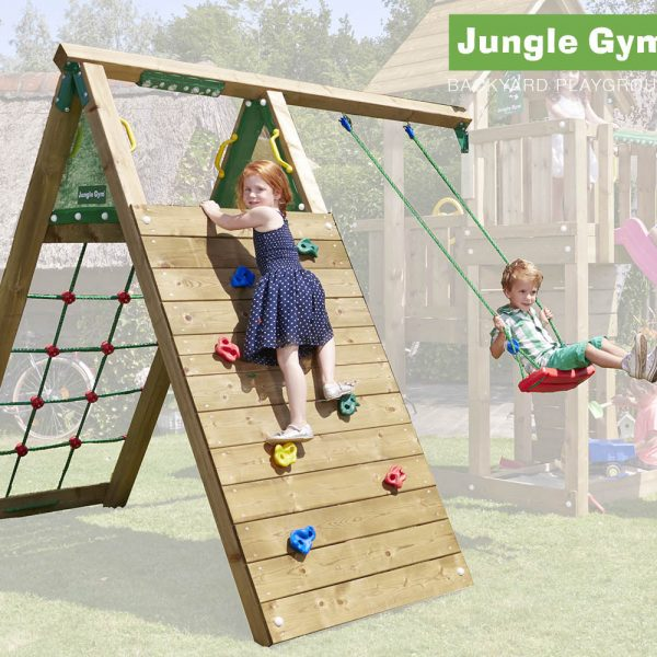 Adventure Zone Toys Jungle Gym Climb Module Xtra